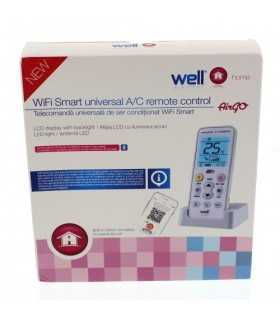 Telecomanda universala Smart WiFi Well pentru aparate de aer conditionat