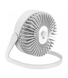 Ventilator birou Orico FT1-2 alb