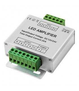 Amplificator banda LED RGB+W 24A 4x 6A V-TAC