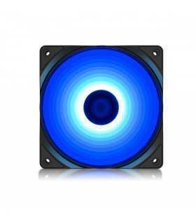 Ventilator Deepcool RF120 120mm 12V cu iluminare albastra
