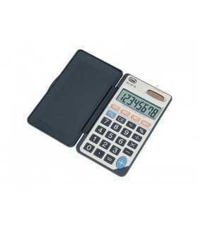 Calculator de buzunar EC 3718 8 digit baterie +solar Trevi