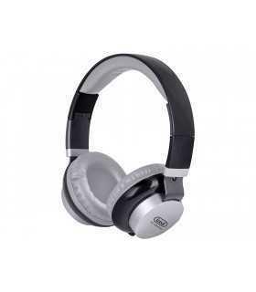 Casti audio over-ear cu fir HTV 649 5m negru Trevi