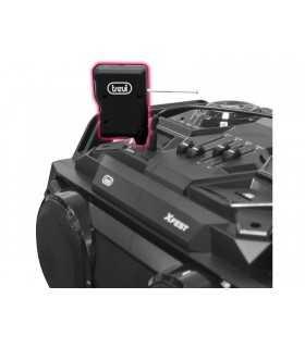 Microfon wireless unidirectional VHF EM 401 R Trevi
