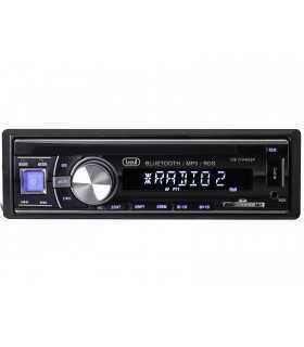 Radio auto SCD 5702 BT cu slot USB si SD Bluetooth 4x7.5W Trevi