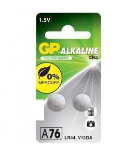 Baterie buton alcalina GP AG13 11.6X5.4mm
