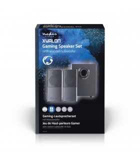 Boxe PC gaming 2.1 alimentare USB +Jack 3.5mm Nedis