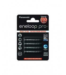 Acumulatori AAA NIMH 930mAh R3 Eneloop Panasonic 4buc