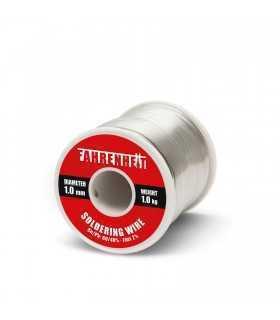 Fludor 1mm 1000gr Sn/Pb 60/40% Flux 2% FAHRENHEIT