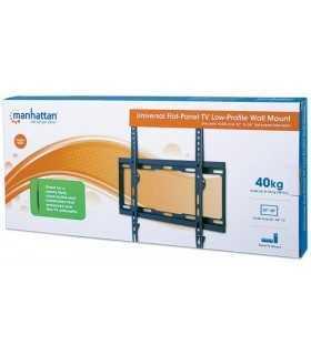 Suport universal TV de fixare pe perete 32 -55 inch max 40kg 460934 Manhattan