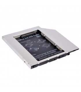 SSD HDD CADDY SATA2 9mm Cadru de montare pe unitatea hard disk de 2.5 inch