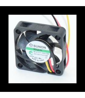 Ventilator DC axial 12VDC 40x40x10mm 7000rot./min 13.52m3/h 27.3dBA Vapo SUNON MF40101V1-1000U-G99