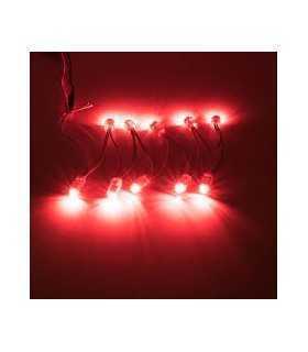MODUL 1x LED-0.24W SMD5050 rosu IP68 V-TAC