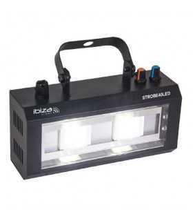 Stroboscop LED 2x 20W cu viteza reglabila pentru declansare blit 20.7x7x11.5cm ibiza