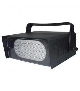 Stroboscop 50 LED-uri 5W cu reglaj viteza flash-uri 23x22x9cm ibiza