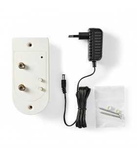 Amplificator semnal TV profesional Max. 28dB Gain 86 - 1006 MHz1 iesire NEDIS