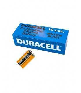 Baterie 9V DURACELL alcalina industrial 1buc 6LP3146