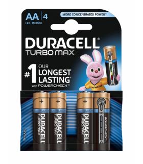 Set baterii DURACELL ULTRA AA LR3 MX1500 4buc