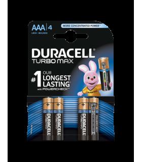 Set baterii DURACELL ULTRA AAA LR03 MNX2400 4buc