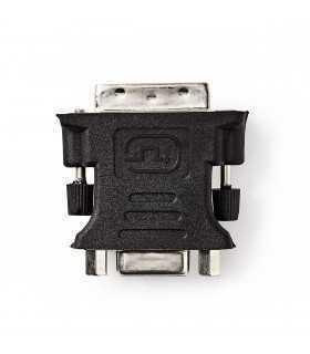 Adaptor DVI-I 24+5-Pini tata - VGA mama Nedis