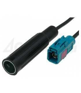 Cablu adaptor antena mama DIN - Fakra mama 0.23m 4CarMedia