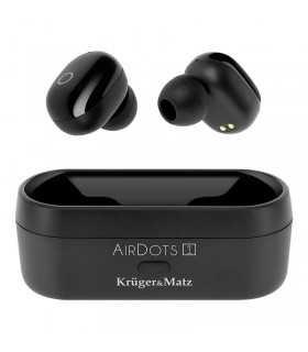 Casti Wireless TWS AIR DOTS 1 Kruger&Matz