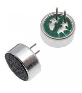 Microfon Dimensiuni ext 9.7x4.5mm 2.2kohm 600uA 1.5/10V BeStar BCM9745P-44
