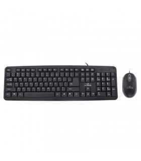 Kit tastatura +mouse USB SALEM ESPERANZA