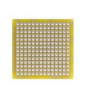 Placa universala singura fata prototip W 40mm L 40.5mm ROTH ELEKTRONIK GMBH RE015-LF