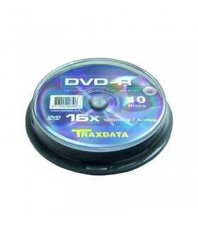 DVD-R TRAXDATA 4.7GB 16X cake 10buc