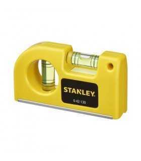 Nivela magnetica de buzunar 0-42-130 Stanley