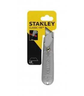 Cutter 199E cu lama trapezoidala 2-10-199 Stanley