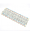 Placa test breadboard 830 16.5x5.5x0.85cm