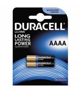 Baterii Duracell ultra alcaline AAAA set 2buc
