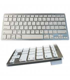 Tastatura TED Bluetooth mini alb+negru MF5 40975