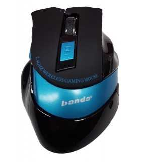 Mouse wireless BANDA BD4000 USB Gaming 2.4GHZ 2400DPI