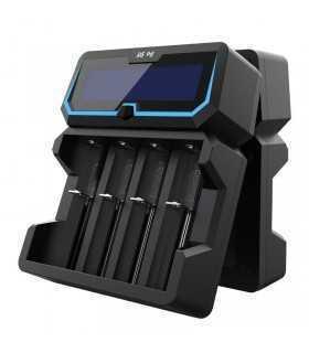 Incarcator universal acumulatori x4 LCD 230V XTAR X4