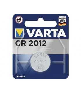 Baterie buton CR2012 Varta lithium 3V  blister 1buc