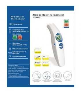 Termometru digital infrarosu mode 32-42.9C si 0-100C FR850 JIACOM