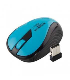 Mouse optic albastru USB RAINBOW ESPERANZA