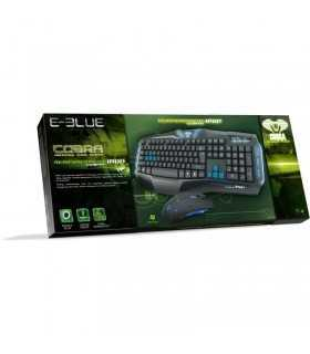 Kit tastatura si mouse E-Blue Cobra Reinforcement-Iron