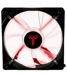 Ventilator Riotoro Performance Edition 120mm iluminare rosie