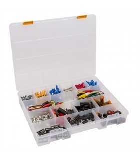 Geanta cutie din plastic pentru stocare 323x245x50mm HANDY