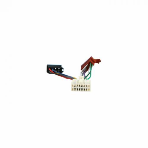 Cablu ISO pentru conectare player auto Panasonic 16p 12 conectori Well
