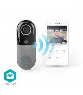 Sonerie Smart Video Wi-Fi HD 720p Nedis
