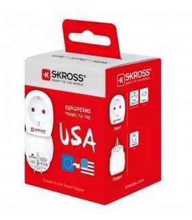 Adaptor pentru priza EU - USA Skross