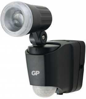 Proiector LED Safeguard 2.1 cu baterie si senzor miscare 1x LED GP