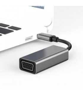 Adaptor USB tip C 3.1 la VGA 1920x1080 1080p 60Hz Well