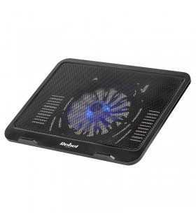 Ventilator suport laptop 10-14 inch REBEL
