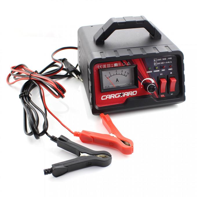 Incarcator baterie acumulator auto 6-12V 10A (Redresor) CARGUARD