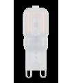 Bec cu LED G9 2W Well lumina calda